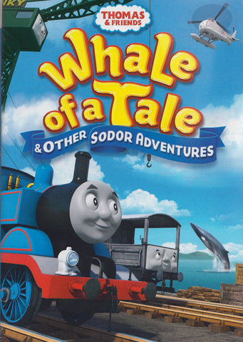 Thomas & Friends: Whale of a Tale & Other Sodor Adventures DVD Movie