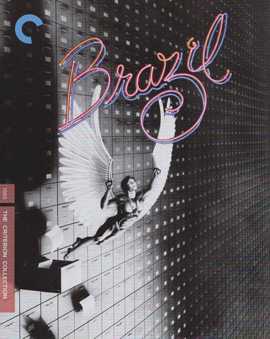 Brazil (The Criterion Collection) (Blu-ray) BLU-RAY Movie
