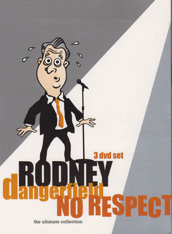 Rodney Dangerfield - No Respect (The Ultimate Collection) (Boxset) DVD Movie