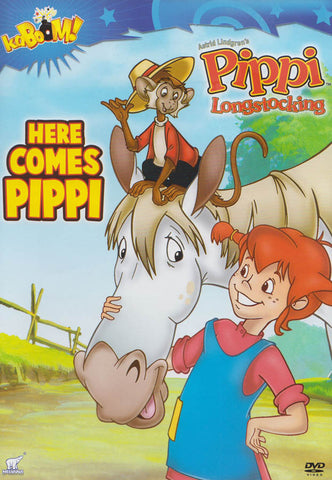 Pippi Longstocking: Here Comes Pippi DVD Movie