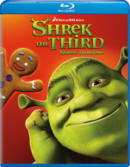 Shrek The Third (Red Cover) (Blu-ray) (Bilingual)