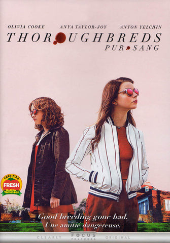 Thoroughbreds (Bilingual) DVD Movie