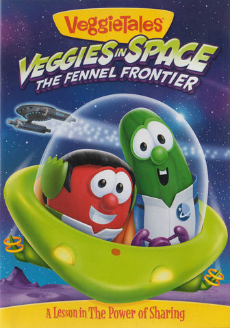 Veggietales: Veggies In Space - The Fennel Frontier DVD Movie