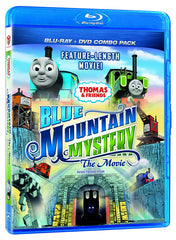 Thomas & Friends: Blue Mountain Mystery (Blu-ray + DVD Combo Pack) (Blu-ray) (Bilingual)