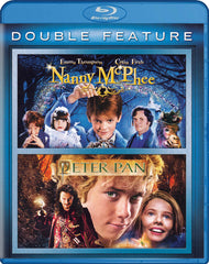 Nanny McPhee / Peter Pan (Double Feature) (Blu-ray)