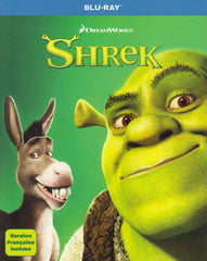 Shrek (Bilingual) (White Spine) (Blu-ray)