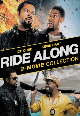Ride Along / Ride Along 2 (2-Movie Collection) DVD Movie