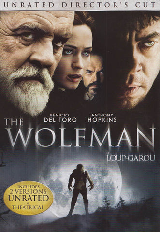 The Wolfman (Unrated Director s Cut) (Bilingual) DVD Movie
