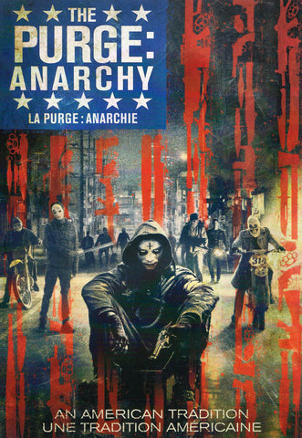 The Purge: Anarchy (Bilingual) DVD Movie