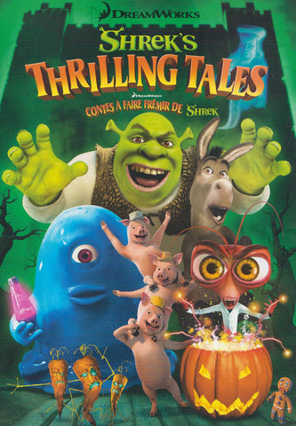 Shrek's Thrilling Tales (Bilingual) DVD Movie