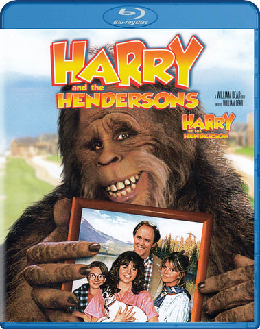 Harry and the Hendersons (Bilingual) (Blu-ray) BLU-RAY Movie
