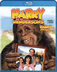 Harry and the Hendersons (Bilingual) (Blu-ray)