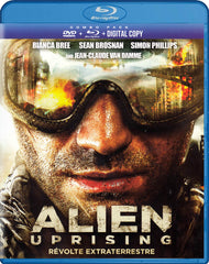Alien Uprising (Bilingual) (Blu-ray + DVD + DC) (Blu-ray)