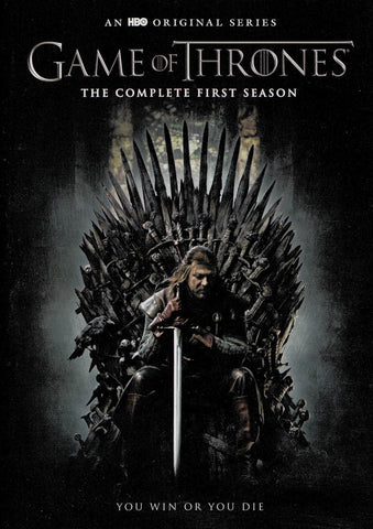 Game of Thrones : The Complete Season 1 (Slipcover) DVD Movie