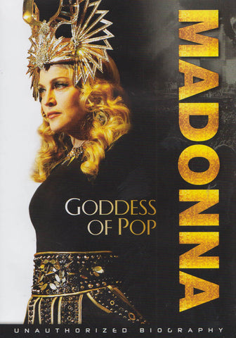 Madonna : Goddess of Pop DVD Movie