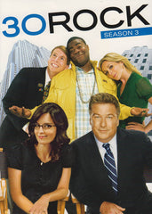 30 Rock : Season 3 (Boxset)