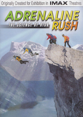 Adrenaline Rush - The Science Of Risk (IMAX) DVD Movie