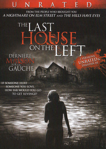 Last House on the Left (Unrated & Theatrical) (Bilingual) DVD Movie