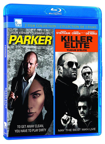 Parker / Killer Elite (Double Feature) (Blu-ray) (Bilingual) BLU-RAY Movie
