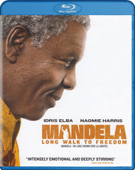 Mandela - Long Walk To Freedom (Blu-ray) (Bilingual)