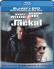The Jackal (Blu-ray + DVD) (Blu-ray) BLU-RAY Movie