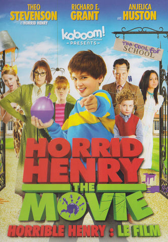 Horrid Henry: The Movie (Bilingual) DVD Movie