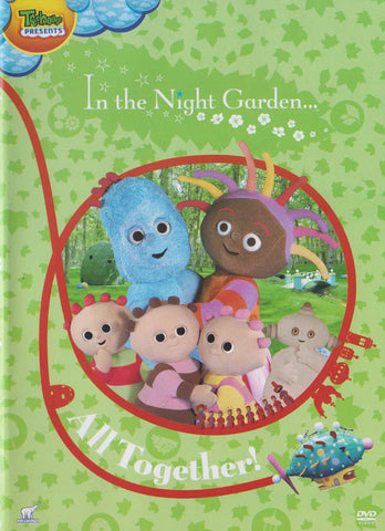 In The Night Garden: All Together DVD Movie