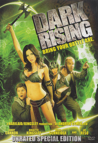 Dark Rising: Bring Your Battle Axe (Unrated Special Edition) DVD Movie