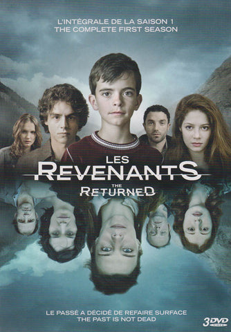 The Returned: Season 1 / Les Revenants: Saison 1 (Bilingual) DVD Movie