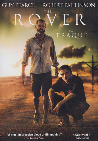 The Rover / La traque (Bilingual) DVD Movie