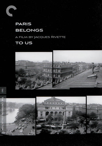 Paris Belongs To Us (The Criterion Collection) DVD Movie