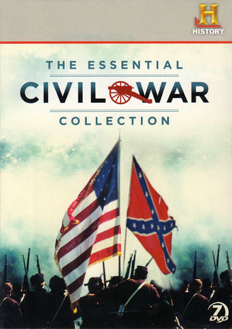 The Essential Civil War Collection (Boxset) DVD Movie