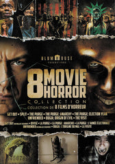8 Movie Horror Collection (Get Out / Split / The Purge / Ouija / The Visit) (Boxset) (Bilingual)