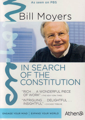 Bill Moyers - In Search Of The Constitution (Boxset) DVD Movie