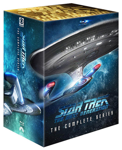 Star Trek : The Next Generation - The Complete Series (Blu-ray) (Boxset) BLU-RAY Movie