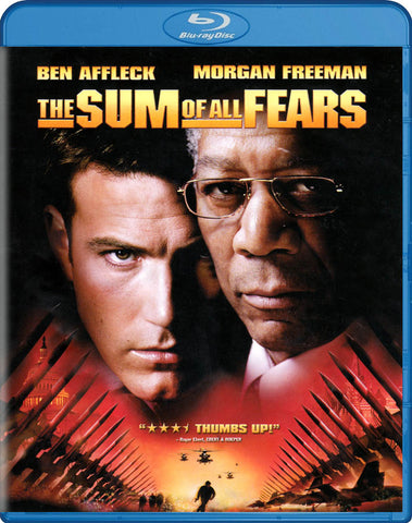 The Sum Of All Fears (Blu-ray) BLU-RAY Movie