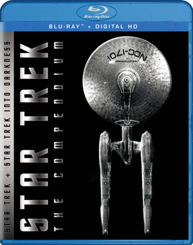 Star Trek : The Compendium (Blu-ray + Digital HD) (Blu-ray) BLU-RAY Movie