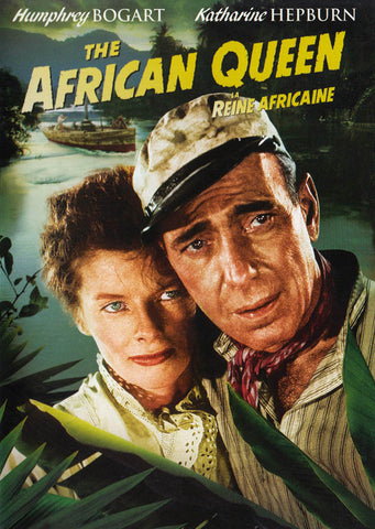 The African Queen (Bilingual) DVD Movie