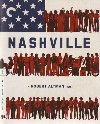 Nashville (The Criterion Collection) (Blu-ray) BLU-RAY Movie