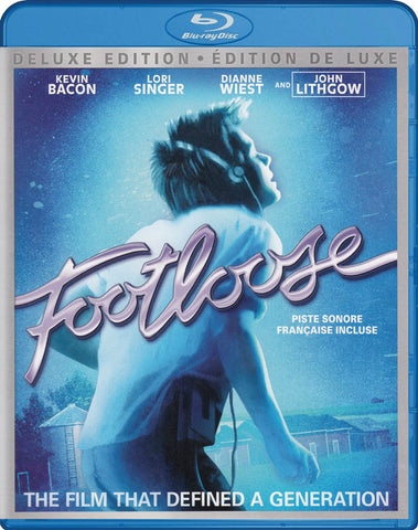 Footloose (Deluxe Edition) (Blu-ray) (Bilingual) BLU-RAY Movie