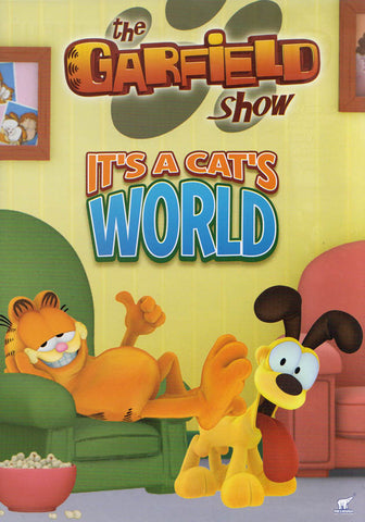 The Garfield Show - It's a Cat's World DVD Movie