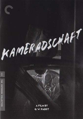 Kameradschaft (The Criterion Collection) DVD Movie
