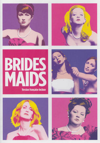 Bridesmaids (Bilingual) DVD Movie