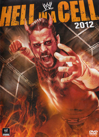 Hell In A Cell 2012 (WWE) DVD Movie