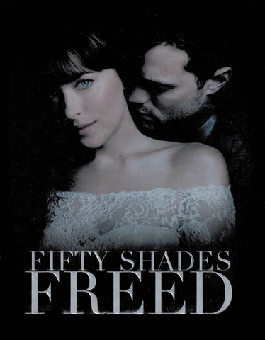 Fifty Shades Freed (Blu-ray + DVD + Digital) (Collectible Photo Book) (Blu-ray) (Bilingual) BLU-RAY Movie