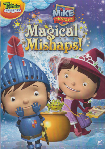 Mike The Knight - Magical Mishaps DVD Movie