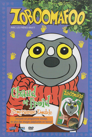Zoboomafoo - Chaud EtFroid (Programme Double) (French Cover) DVD Movie