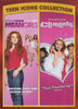 Mean Girls / Clueless (Teen Icons Collection) (Double Feature) DVD Movie