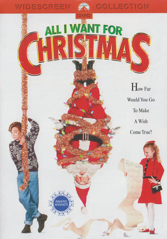 All I Want For Christmas (Widescreen Collection) DVD Movie