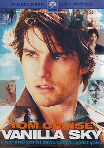 Vanilla Sky (Widescreen) DVD Movie